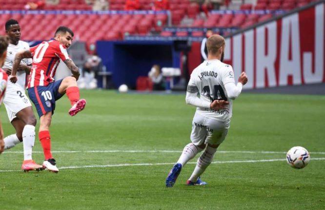 Lorente dhe Korrea sigurojnë Atletikos kreun e La Ligës
