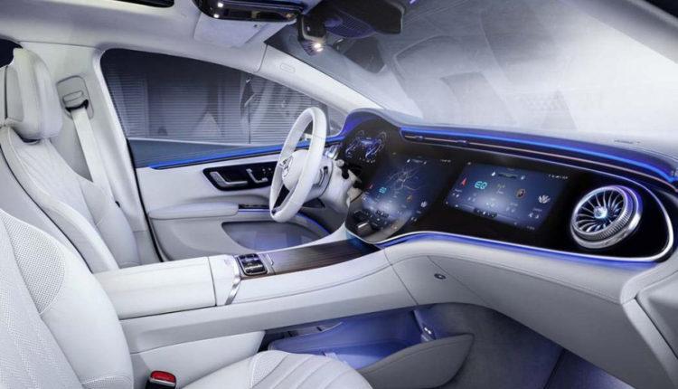 Mercedes-Benzi i parë tërësisht elektrik vjen në treg në vitin 2022 (FOTO)