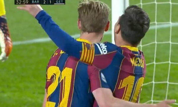 Është nata e Leo Messit, shënon golin e 33-të