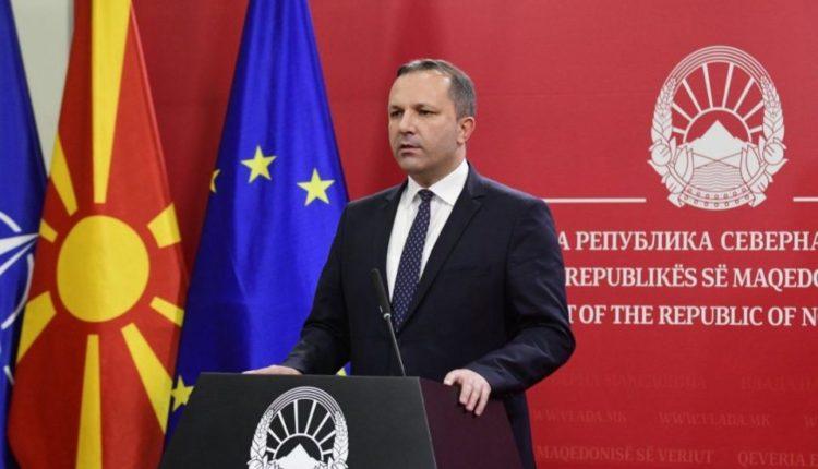 Tomovski do të ekstradohet, Spasovski: Secili kriminel do të dalë para drejtësisë