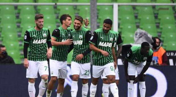 Tetë futbollistë të Sassuolos rezultojnë pozitiv me Covid-19 vetëm pak para ndeshjes me Interin