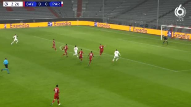 PSG e fillon perfekt kundër Bayernit: Neymar asiston, Mbappe shënon