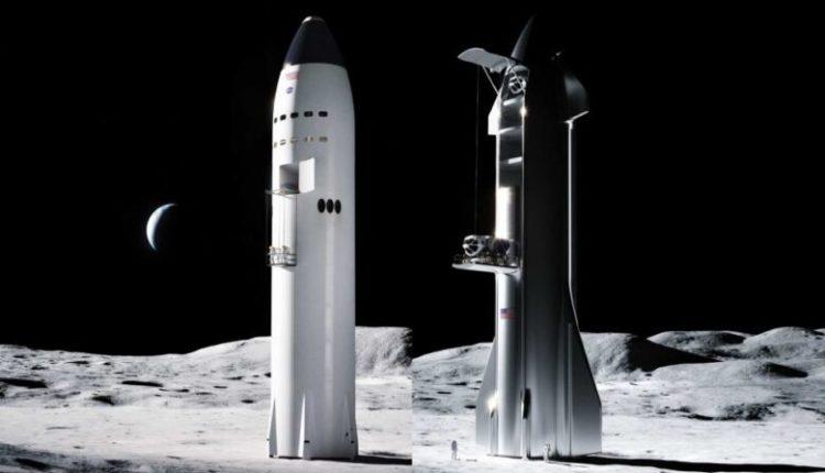 SpaceX do të ndërtojë anijen kozmike për lëshim në Hënë