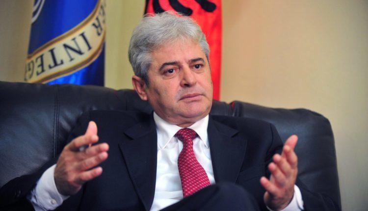 Nata e Kadrit, kryetari i BDI-së Ahmeti jep urimin për besimtarët mysliman