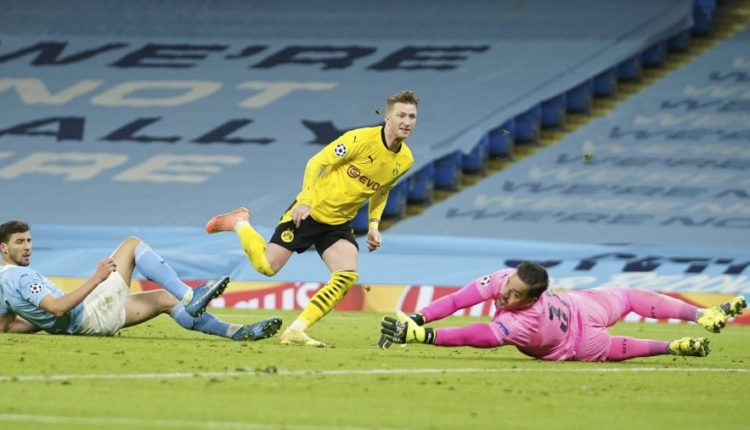 Reus i kënaqur me paraqitjen e Dortmundit