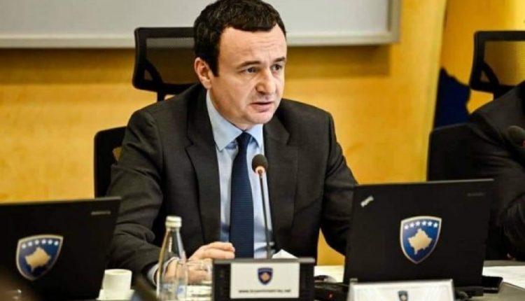 Kurti e përsërit prapë: Dialogu me Serbinë duhet të jetë i përgatitur mirë dhe me parime