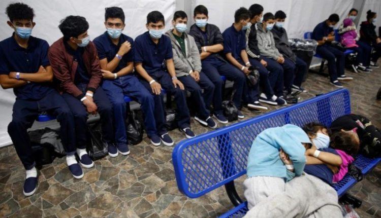 Rekord numri i fëmijëve të pashoqëruar në kufirin SHBA-Meksikë
