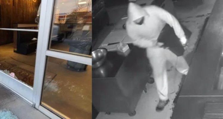 U përpoq të grabisë në restorant, pronari i biznesit fal hajdutin dhe i ofron punë