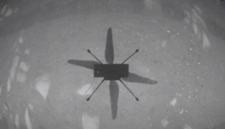 Helikopteri i NASA-s fluturon me sukses në Mars