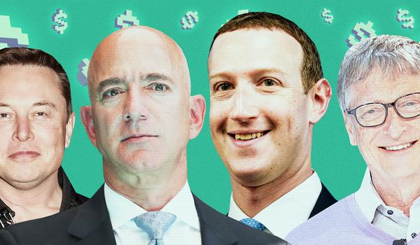 Ndryshon lista e njerëzve më të pasur në botë, Bill Gates i katërti