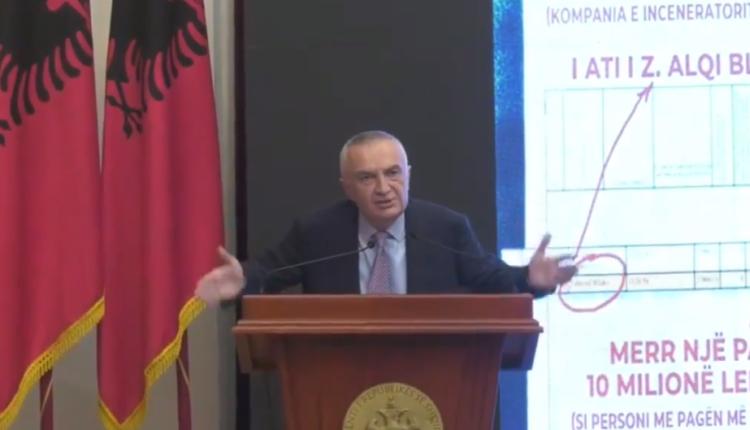 Presidenti sfidon hapur Ramën dhe i përmend kartelën: Para Metës sillesh si lepur