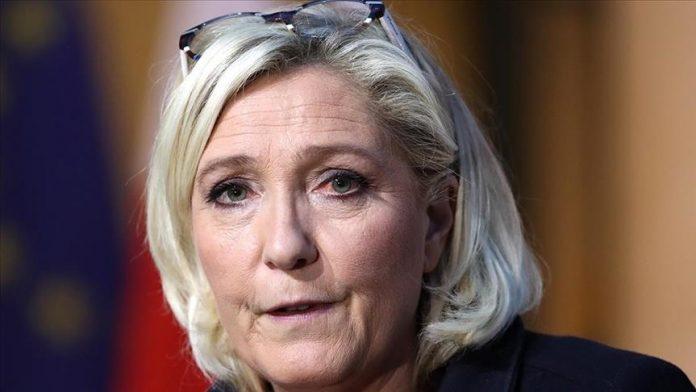 Le Pen përballë Macron në presidencialet 2022