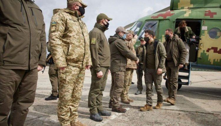 Konflikti në Ukrainë: Moska mund të 'mbrojë' rebelët e mbështetur nga Rusia