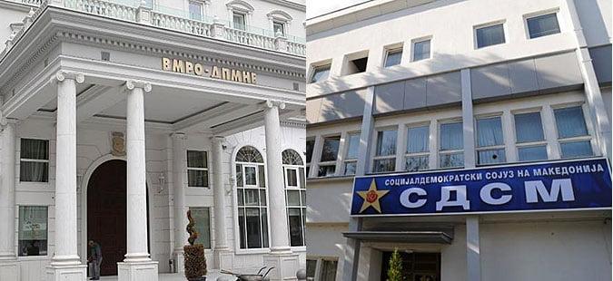 VMRO dhe LSDM përplasen për pasaportat e falsifikuara
