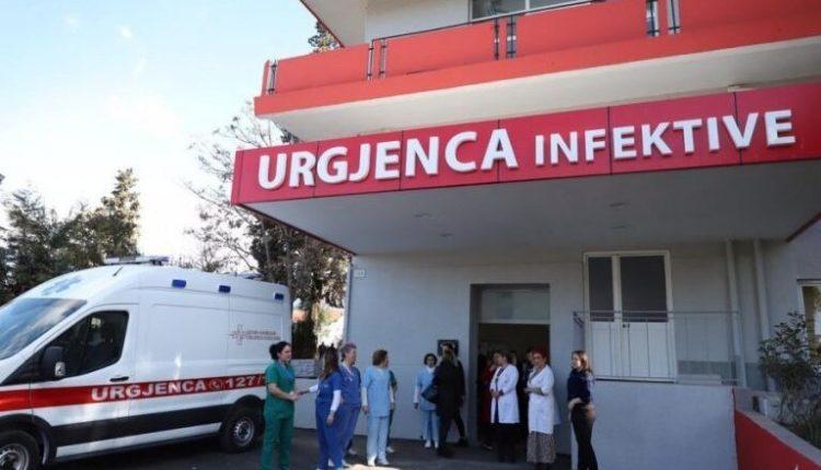 Shqipëri, tre të vdekur dhe 45 raste të reja me koronavirus