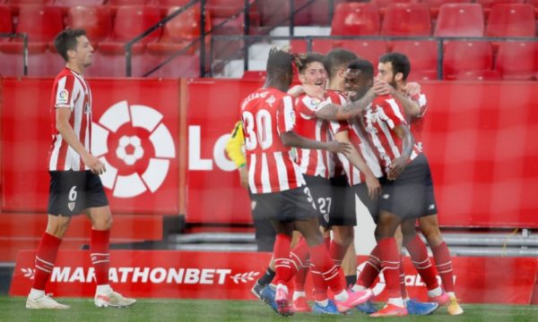 """Athletic Bilbao e """"largon"""" nga gara për titull Sevillan"""
