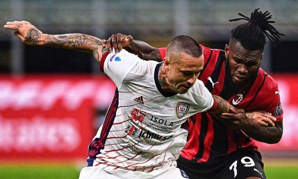 Milani ndalet nga Cagliari, pjesëmarrja në Ligën e Kampionëve në rrezik