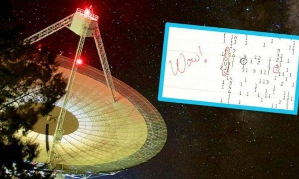 Sekreti që nuk u zbulua kurrë: Në vitin 1977 në Tokë ishte regjistruar një radio sinjal nga hapësira, nuk dihet se nga erdhi