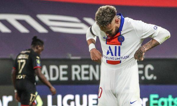 PSG-ja ndalet nga Rennes, titulli në duart e Lille