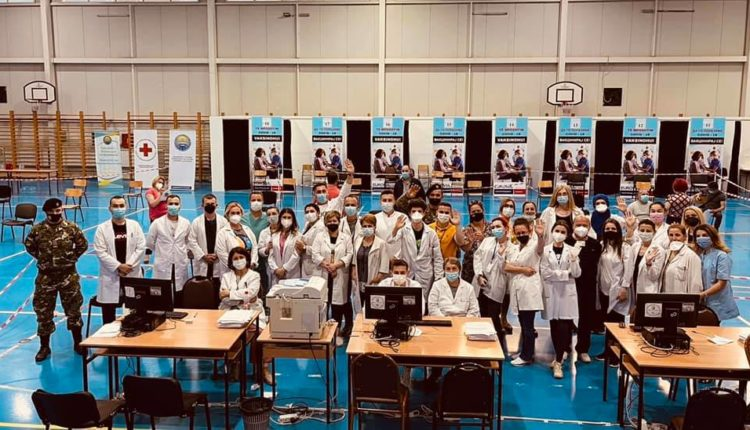 Tetova shënon rekord sa i përket vaksinimit
