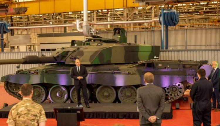 """Britania e Madhe bëhet gati për prodhimin e tankut më të fuqishëm në Evropë, """"Challenger 3"""" peshon 66 tonelata dhe lëviz me 100 km/h (VIDEO)"""