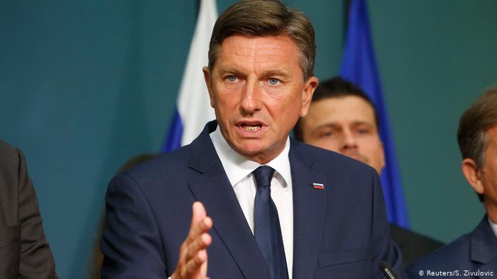 Presidenti slloven: Nuk pajtohem me idenë e ndryshimit të kufijve në Ballkan