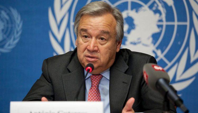 Antonio Guterres: Dhuna midis Izraelit dhe palestinezëve duhet të ndalojë menjëherë