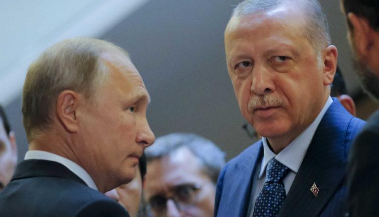 """Erdogani fton Putinin që Izraelit t`i jepet një """"mësim i fortë dhe i frikshëm"""""""