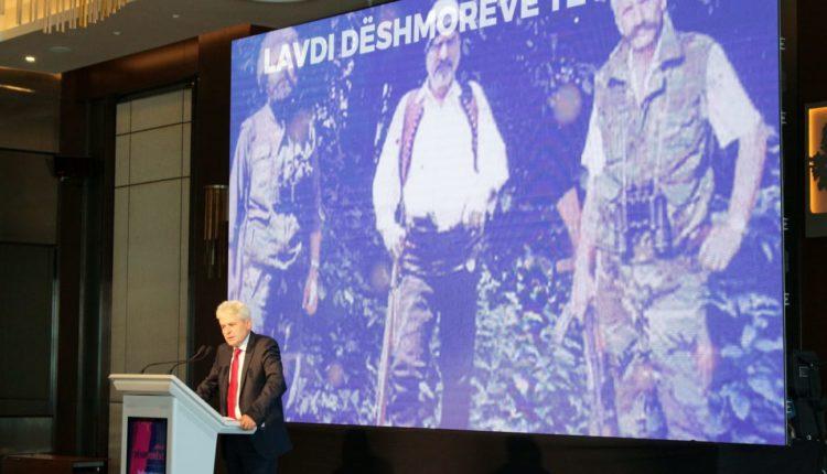 Ahmeti: Para lirisë, dëshmorët kanë vënë jetën