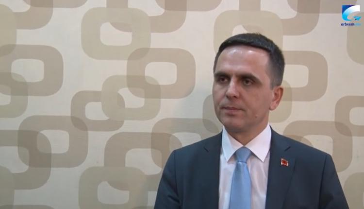 Bilall Kasami në sheshin e Tetovës: Festoj si ballist, jo si politikan