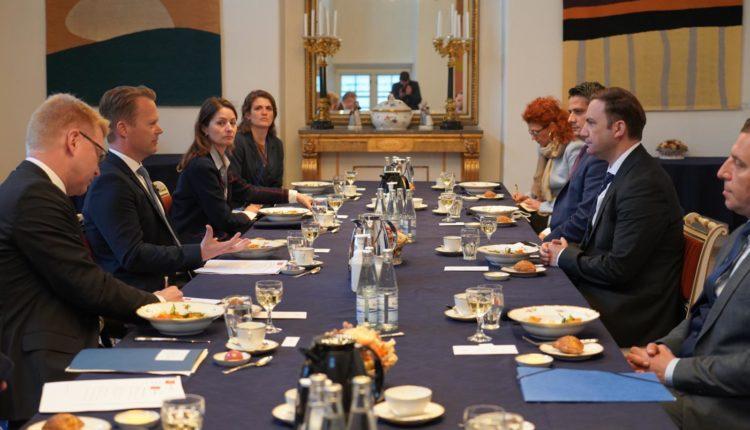 Osmani: E konfirmon Kopenhaga zyrtare- Maqedonia e Veriut i plotëson kriteret e Kopenhagës