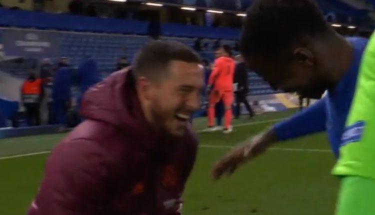"""Kritika të ashpra për Eden Hazard, """"festoi"""" kualifikimin e Chelseas (FOTO)"""