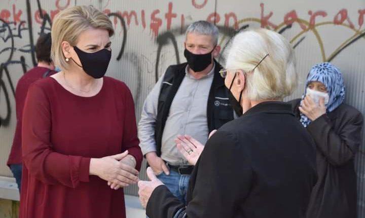 Teuta Arifi: Tetova po vaksinohet (FOTO)