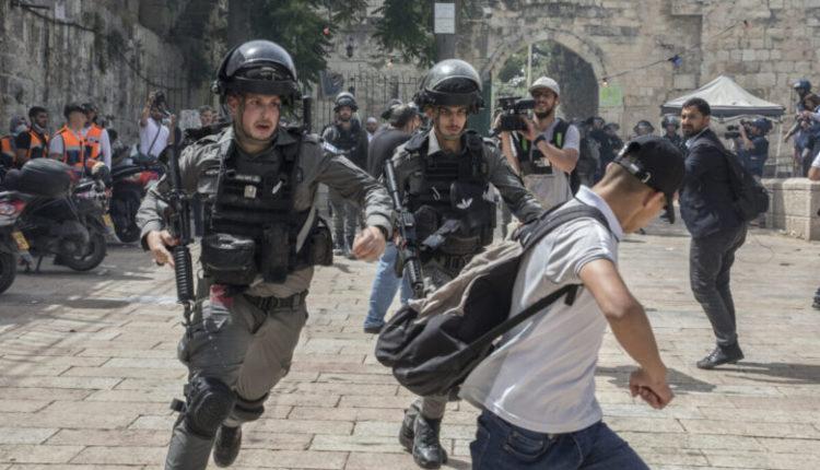 Policia izraelite arreston rreth 150 palestinezë