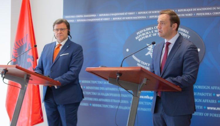 Bujar Osmani: Me Shqipërinë nuk e pengojmë njëra tjetrën, por e ndihmojmë