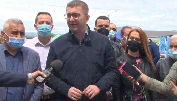 Mickoski: Dyfytyrësia e Pendarovskit, tjetër gjë fliste në takim, tjetër para mediumeve