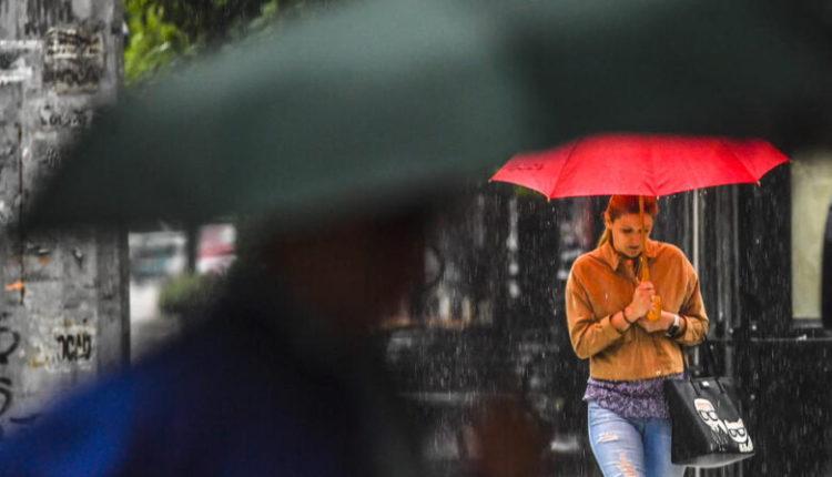 Mot i freskët dhe me reshje shiu