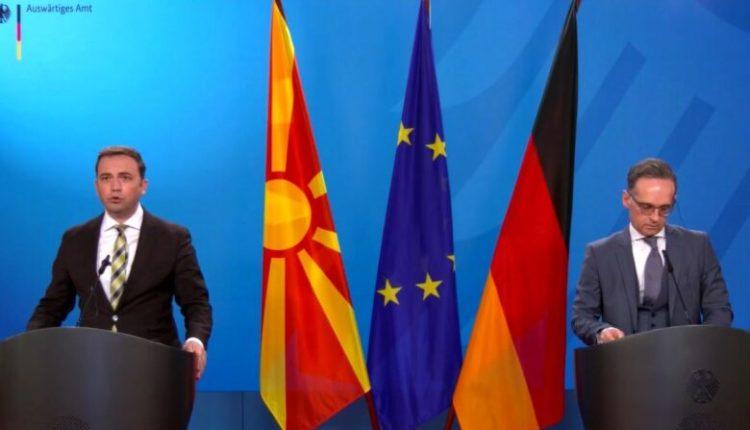 Mas: Jemi të gatshëm të ndihmojmë nëse këtë e kërkojnë Maqedonia e Veriut dhe Bullgaria