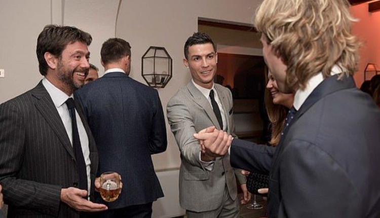 A do qëndrojnë Ronaldo dhe Pirlo tek Juventus? Nedved tregon gjithçka