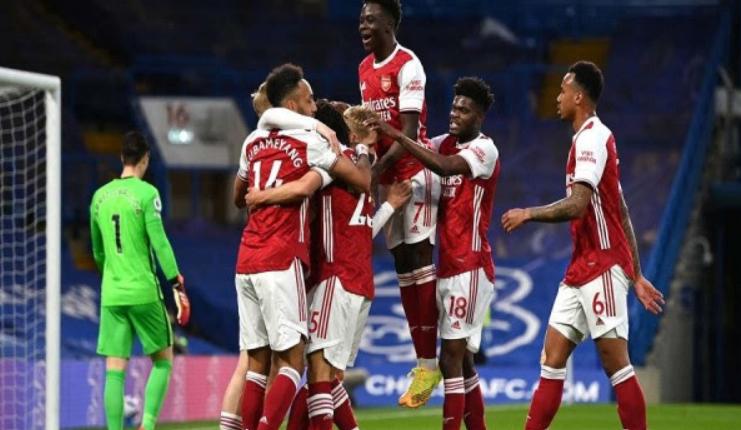 Arsenali fiton derbin londinez, mposht Chelsean dy herë brenda këtij sezoni