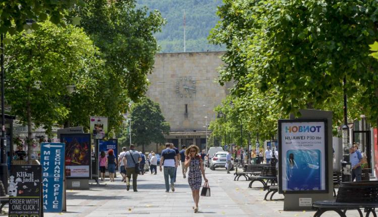 """Ndërron jetë një i pastrehë në rrugën """"Maqedonia"""""""