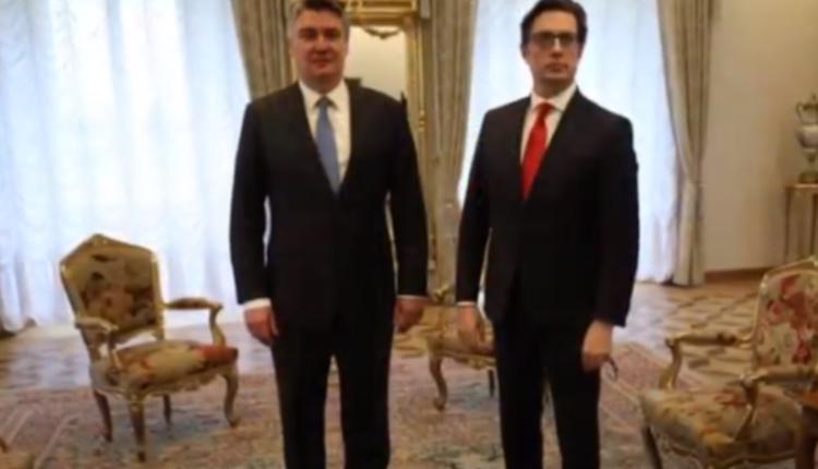 Sllovenia dhe Kroacia mbështesin Shkupin për nisjen e negociatave