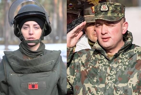 NATO në Letoni kujton Klodian Tanushin dhe Zarife Hasanajn