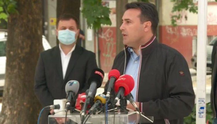 Zaev: Do tu japim fund ndërtimeve ilegale, do të vendosim rend