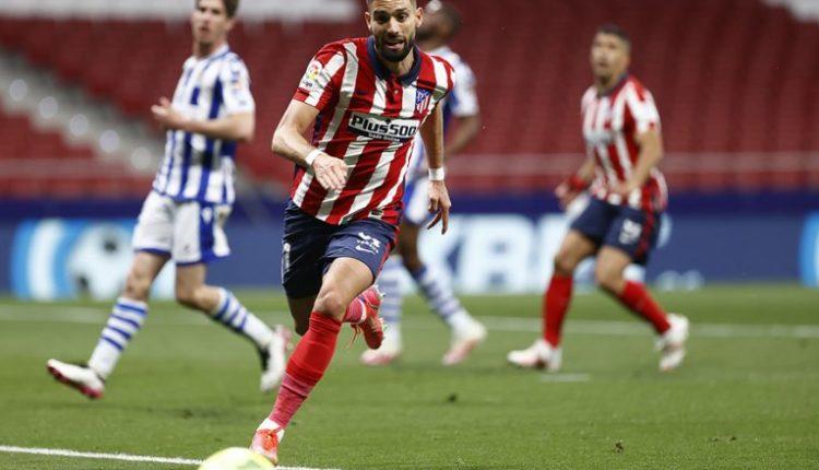 Atletico marshon drejt titullit, fiton ndaj Sociedadit
