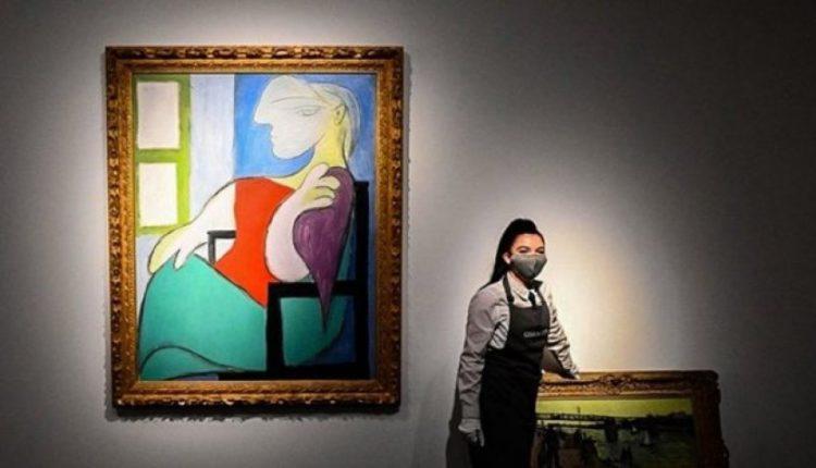 Shifra marramendëse/ Piktura e Picasso-s shitet për më shumë se 103 milionë dollarë