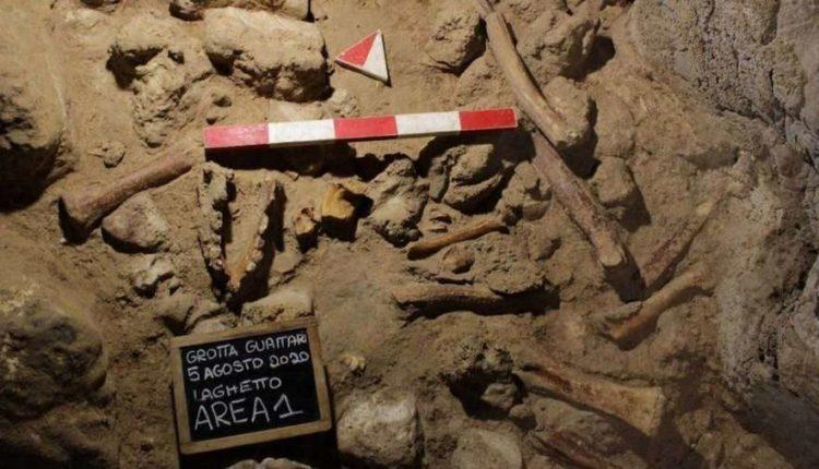 Mbetje të neandertalëve zbulohen në një shpellë në Itali
