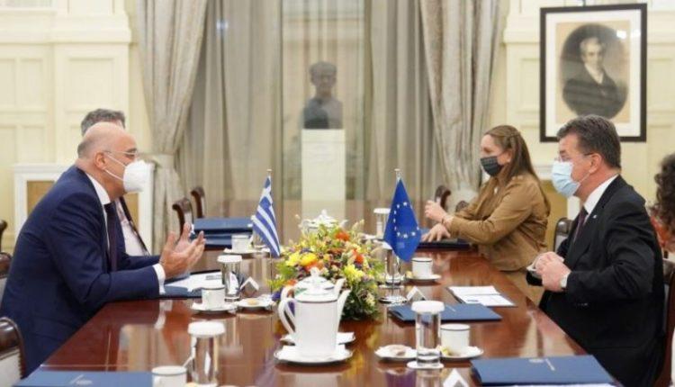 Greqia: E vetmja rrugë e Ballkanit Perëndimor është BE-ja