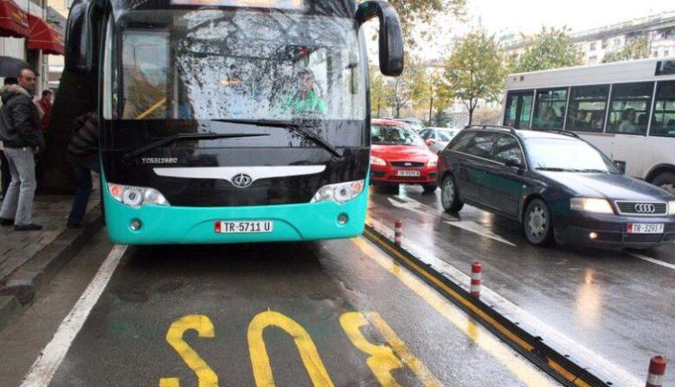 Gjermania jep 50 milion euro për transport të gjelbër në Tiranë