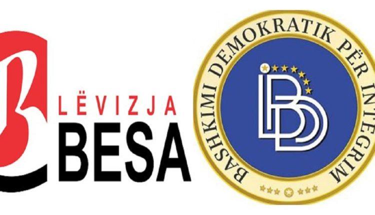 BESA i thotë JO BDI-së për koalicion në zgjedhjet lokale